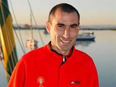Luis Feiteira foi o melhor europeu