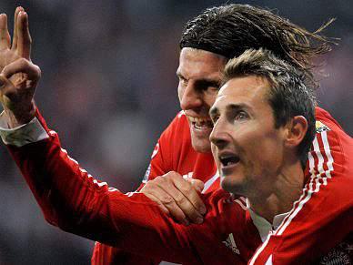 Bayern Munique adianta-se à concorrência