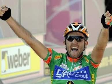 Matteo Priamo suspenso por quatro anos