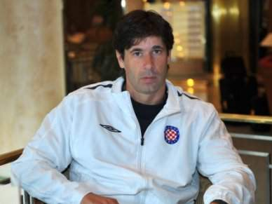 Goran Vucevic novo treinador do Hajduk Split