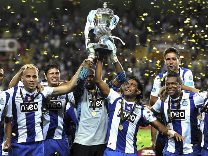 FC Porto reconfirma o estatuto de maior potência do futebol português