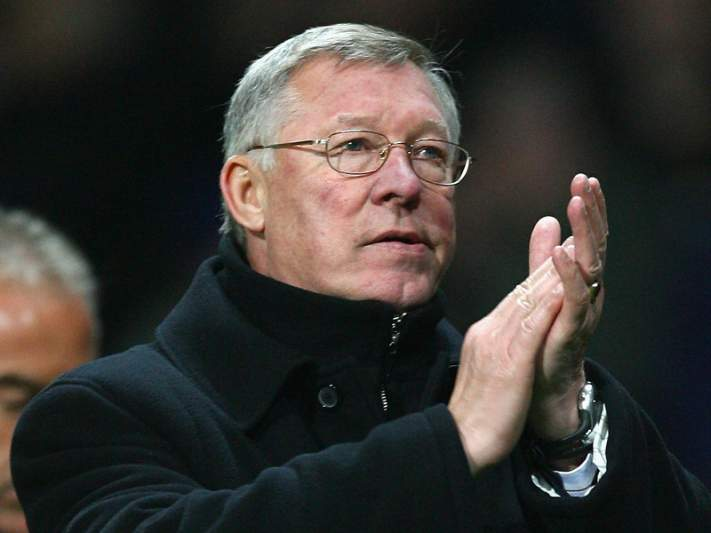 Ferguson pede desculpa ao árbitro Alan Wiley