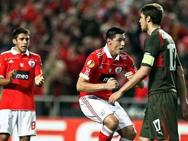 """Benfica tenta afugentar """"maldição"""" germânica"""