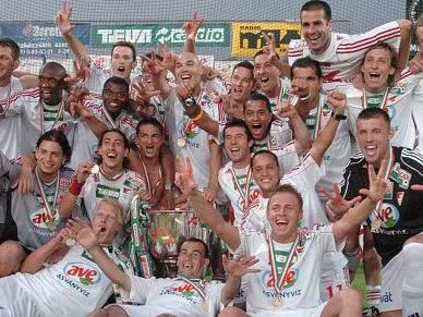 Debreceni revalida título