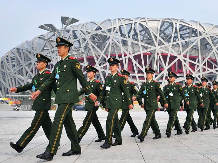 «Media» chineses questionam segurança para Jogos Olímpicos de 2012