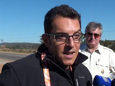 Jornalistas assaltados em Magaliesburg