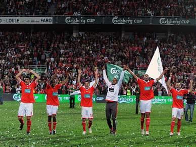 Benfica revalida um troféu 23 anos depois