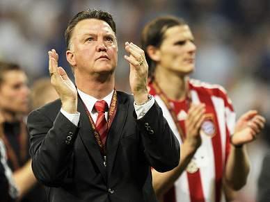 Bayern Munique despede Louis van Gaal