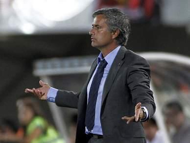 José Mourinho diz que empate com Maiorca