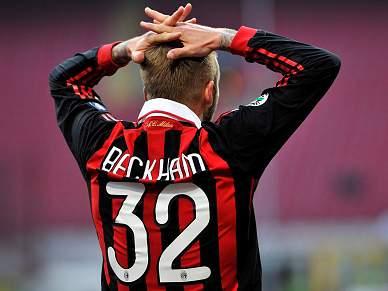Beckham operado com êxito ao tendão de Aquiles