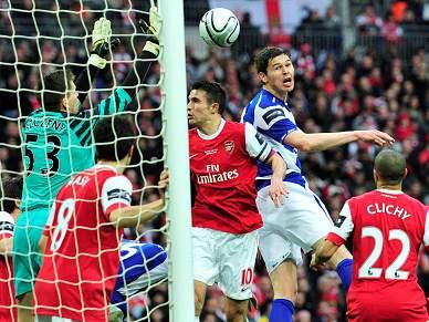 Birmingham vence Taça da Liga diante do Arsenal