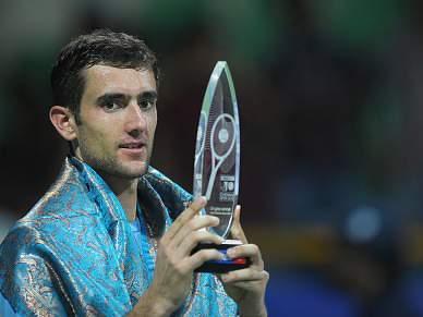 Marin Cilic teve controlo antidoping positivo no torneio de Munique