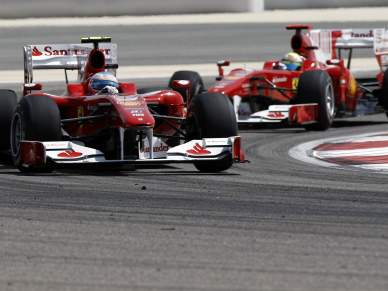 Bahrein está preparado para organizar Grande Prémio