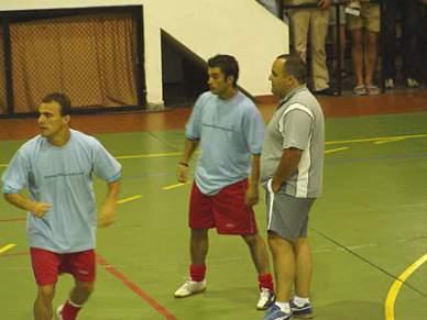 José Vasconcelos é o novo treinador