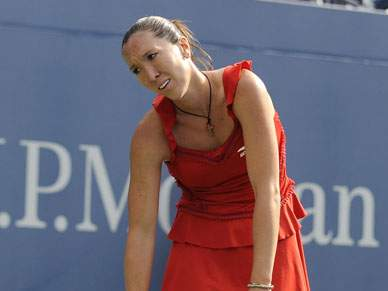 Jankovic e Wozniacki eliminadas em Cincinnati