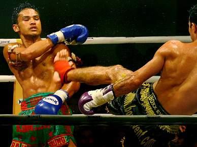 Partido islâmico proíbe calções de boxe tradicional