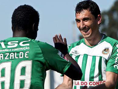Rio Ave vence Setúbal (2-0) e dá passo decisivo rumo à manutenção