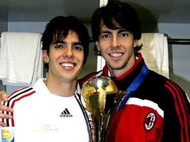 O irmão de Kaká joga no Penafiel