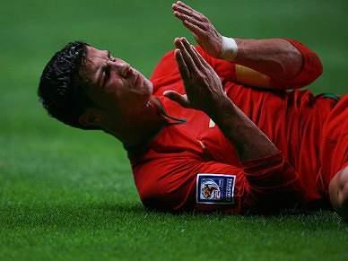Queiroz convoca Cristiano Ronaldo