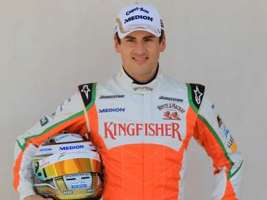 Sutil e Hulkenberg penalizados, Massa sobe dois lugares