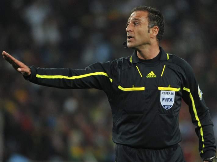 Olegário Benquerença dirige Sporting de Braga-FC Porto