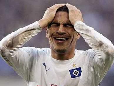 Hamburgo vai recorrer da suspensão a Guerrero
