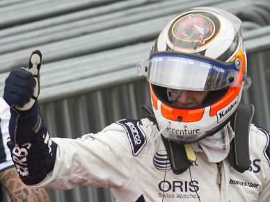Hulkenberg conquista 'pole' no GP do Brasil