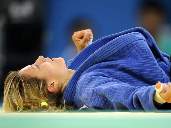 Telma Monteiro e Joana Ramos eliminadas