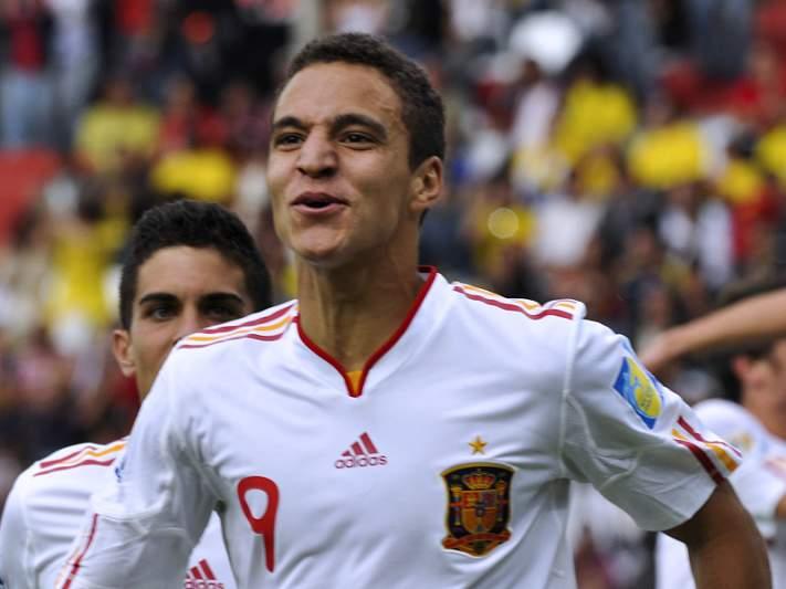 Benfiquista Rodrigo titular no empate da Espanha na Suíça