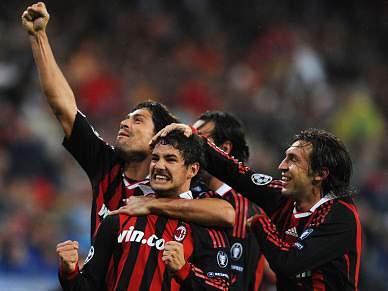AC Milan vence Real Madrid no Santiago Barnabéu