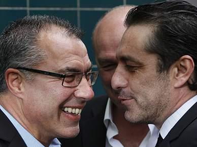 «É o amor ao clube que nos une»