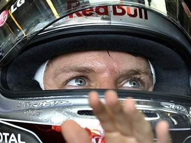 Vettel irrita-se com FIA por 'ajudar' a Ferrari