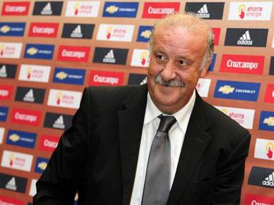 Del Bosque entende o