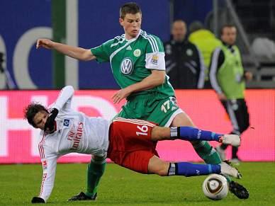 Wolfsburgo eliminado por um clube da quinta divisão