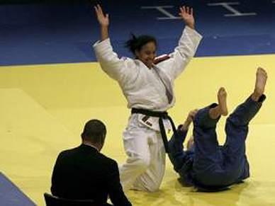 Yahima Ramirez eliminada na primeira ronda em Madrid