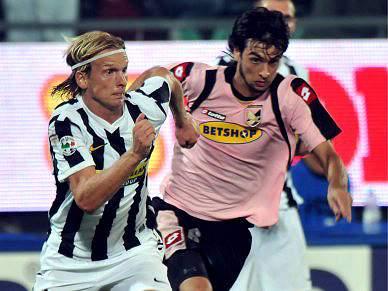 Palermo vence Juventus
