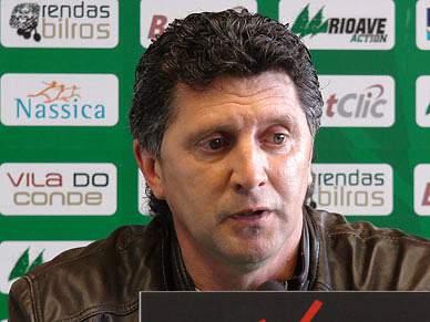Carlos Brito considera satisfatório pontuar frente ao FC Porto