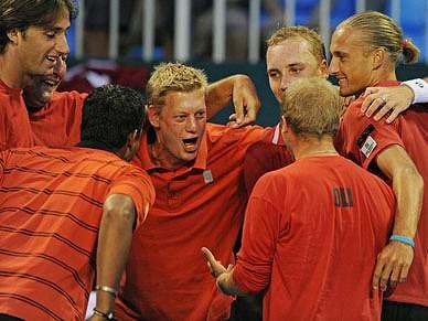 Bélgica regressa ao grupo Mundial