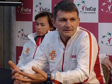 Pedro Cordeiro com «boas expectativas» para a Eslováquia