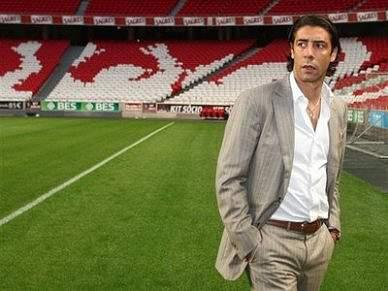 Rui Costa multado pela Comissão Disciplinar da Liga