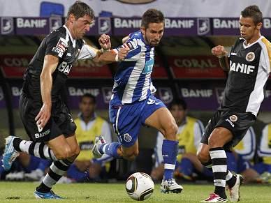 FC Porto começa 2011 com recepção ao Nacional