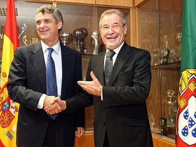 Aliança ibérica pode agora virar-se para a fusão das ligas