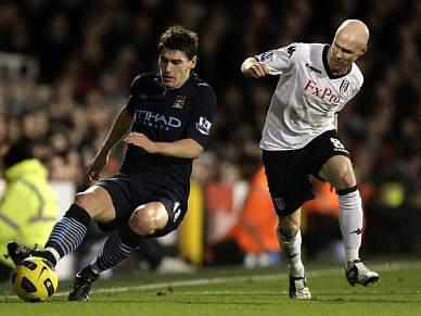 City derrota Fulham e aproxima-se do topo