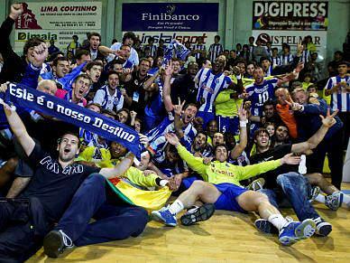FC Porto quer fazer a festa em casa