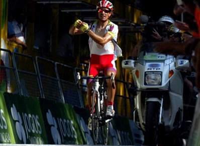 Jimenez abandona ciclismo