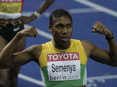 Caster Semenya autorizada a competir