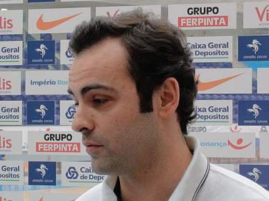João Figueiredo diz-se favorito na recepção ao Benfica