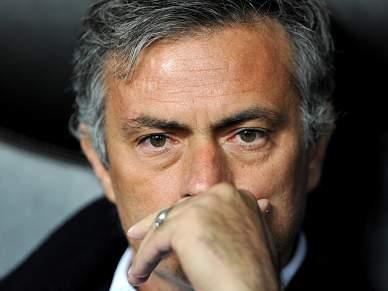 Real Madrid pensa em Mourinho
