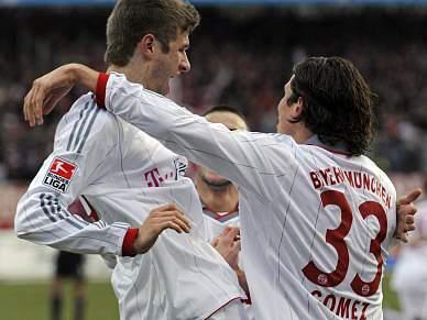 Bayern Munique já é líder provisório