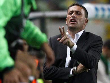 Paulo Bento logrou 60,3 por cento de vitórias no Sporting